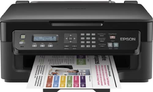 Stampante Multifunzione Epson WorkForce WF-2510WF