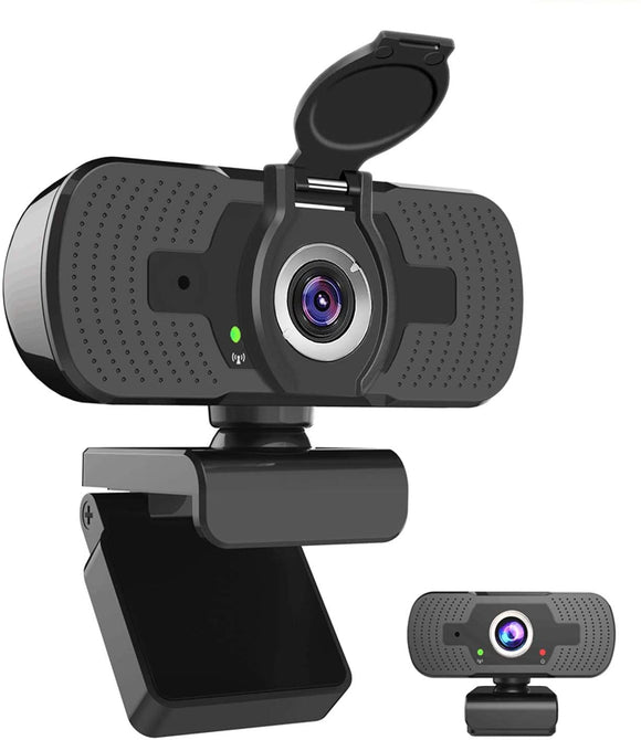 Webcam Webcam Full HD  iAmotus 1080P con Microfono Incorporato