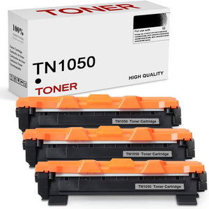KIT 3 Toner Compatibile Brother TN-1050