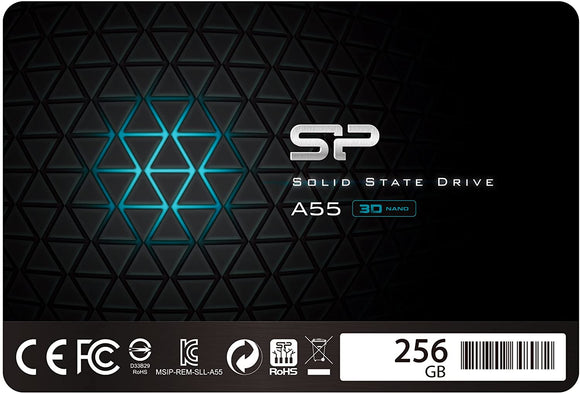 SSD Silicon Power 256GB A55
