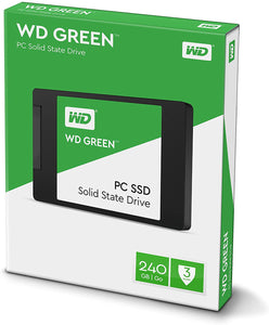 SSD WD 240GB Green