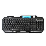 TECHMADE TASTIERA METAL GAMING ST-GKB8153
