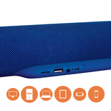 SOUNDBAR TECHMADE 2.1 CASSA BLUETOOTH TM-SP173-BL