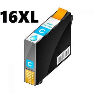 Cartuccia Compatibile Epson 16XL - Ciano