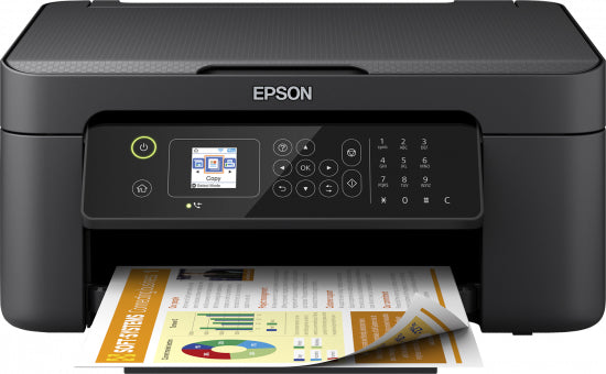 Stampante Multifunzione Epson WorkForce WF-2810DWF