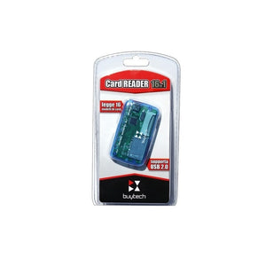 Card Reader USB 2.0 Xtreme Lettore Schede 16 in 1 - BT-R-019