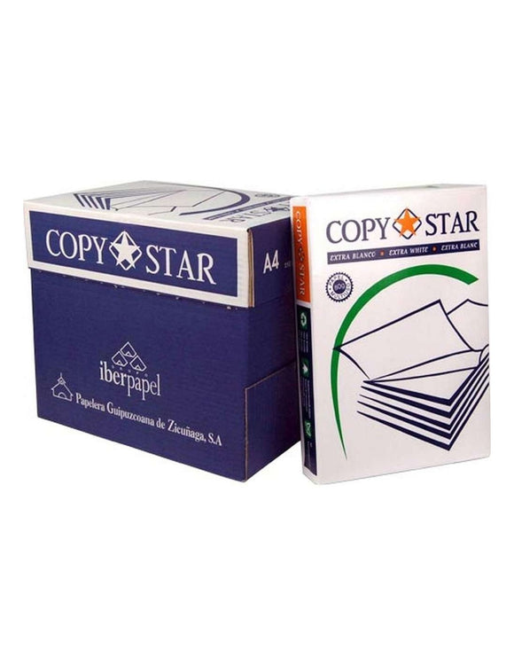Risma Carta A4 Copy Star 80Gr. 500 Fogli
