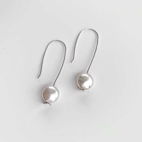 Large Pearl Dangles