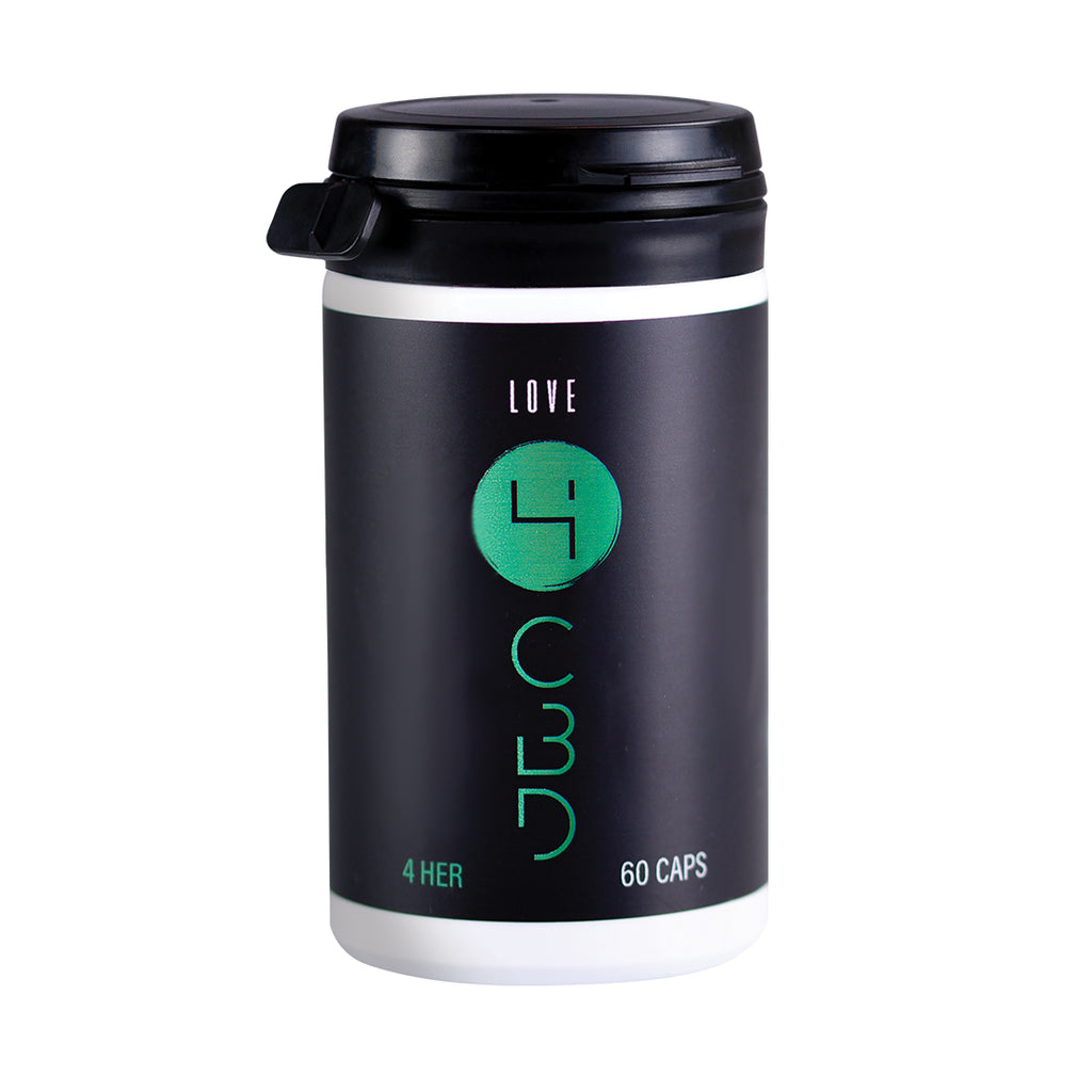 4HIM - CBD Capsules (10mg CBD)