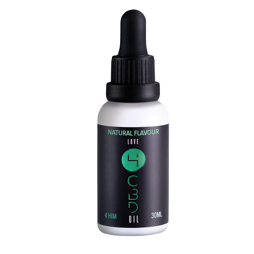 4HIM - Tincture Natural (30ml)