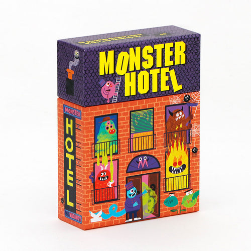 Laurence King Verlag - Monster-Hotel
