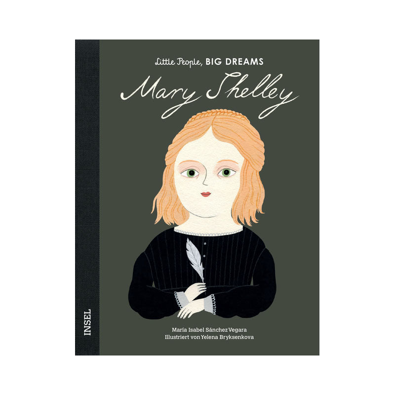 Little People Big Dreams: Mary Shelley ab 4J.