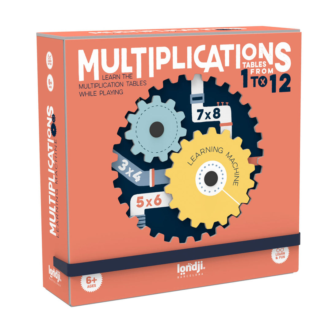 Londji - Learn&Fun Multiplications