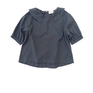 Longlivethequeen - Collar Bluse iron