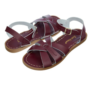 Salt-Water Sandals - Original Claret