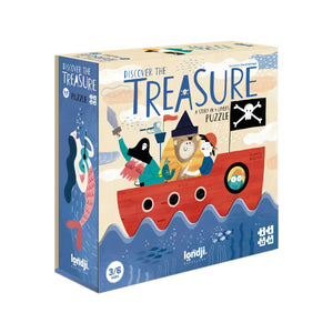 Londji - Discover the Treasure Puzzle