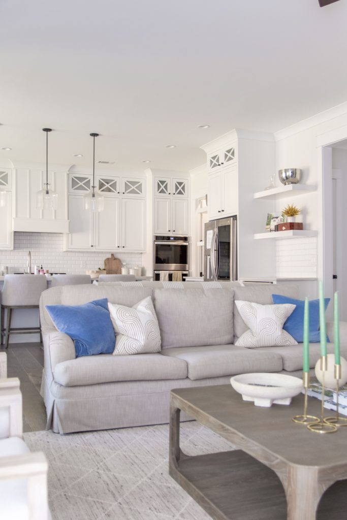 Jefferson Street Project reveal, fresh family home with classic design ideas by Kevin Francis Design on Thou Swell #interiordesign #interiors #homedesign #familyhome #classicdesign #interiordesigner #homedecorideas