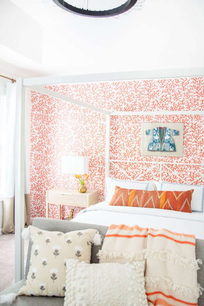Invitation Homes Make It Home Showhouse master bedroom design reveal by Kevin O'Gara on Thou Swell #bedroom #masterbedroom #bedroomdesign #southernstyle #southerndesign #interiordesign