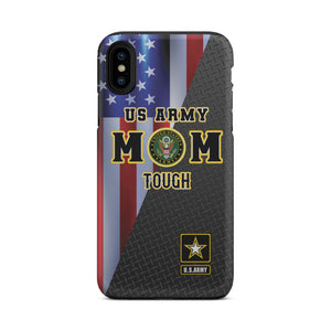 US Army Mom Tough Case