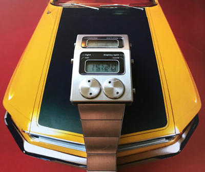 FORD & HEUER HAD A LOVE CHILD IN 1977