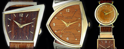 The Coolest Wood Watches Ever Made