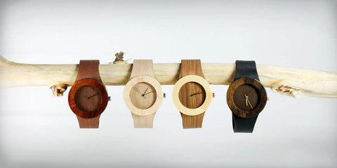 Analog Watch Co. Wood Watches