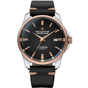 Meccaniche Veneziane Redentore Automatic 40mm Black Rose Gold
