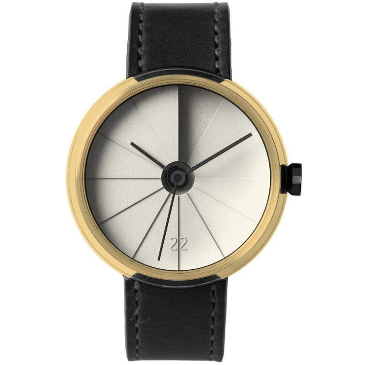 22 Design 4th Dimension Jazz Concrete Watch