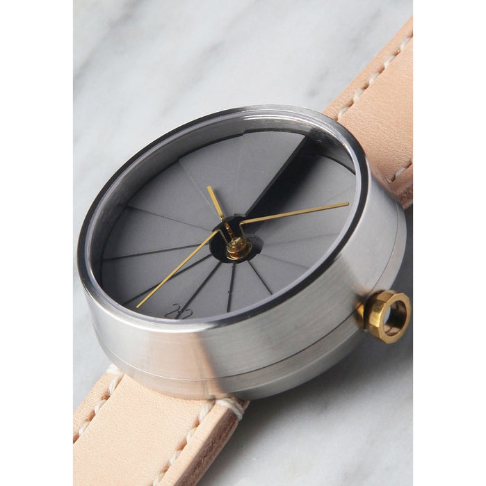 22 Design 4th Dimension Original Concrete Watch angled shot picture