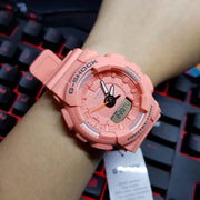 G-Shock GMAS130VC S-Series Step Tracker Coral