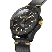 Meccaniche Veneziane Arsenale Automatic 45mm Black Gold