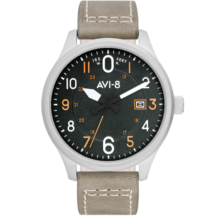 AVI-8 Hawker Hurricane Green Beige angled shot picture