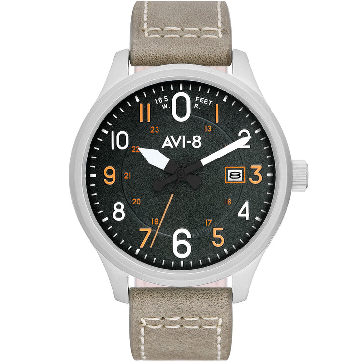 AVI-8 Hawker Hurricane Green Beige