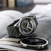 AVI-8 Hawker Harrier II Ace of Spades Automatic Green Black
