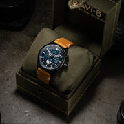AVI-8 Hawker Hunter Avon Blue Tan