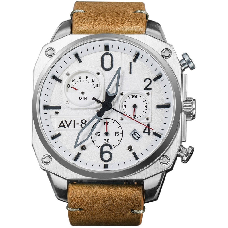 AVI-8 Hawker Hunter AV-4052-01 Chronograph Tan