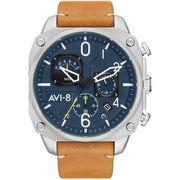 AVI-8 Hawker Hunter AV-4052-07 Blue Tan