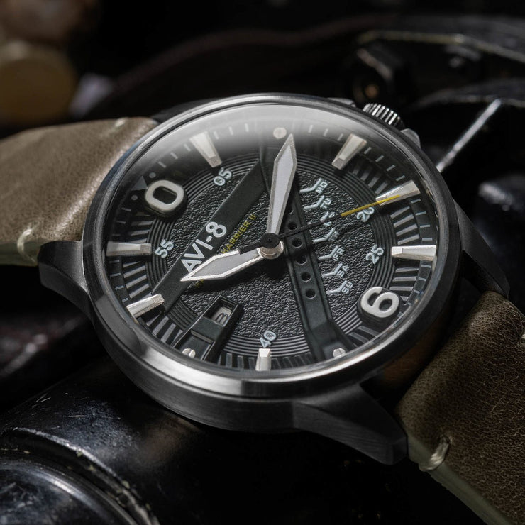 AVI-8 Hawker Harrier II AV-4055-03 Olive Silver