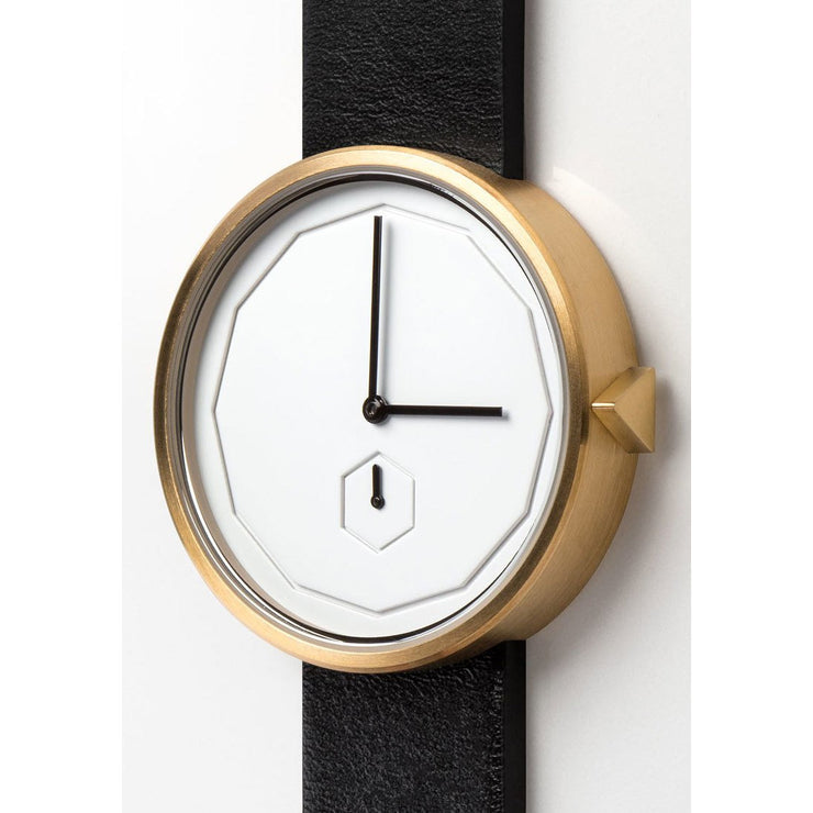 AARK Classic Nue Gold Watch