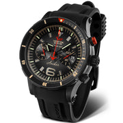 Vostok-Europe Anchar Dive Chrono Black Red
