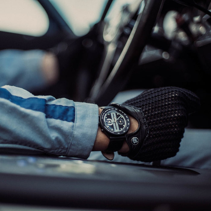 Autodromo Ford GT Endurance Chrono Heritage 66 angled shot picture