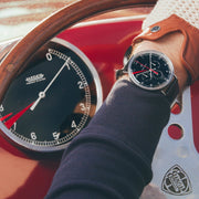 Autodromo Monoposto Automatic Chrono Black Limited Edition