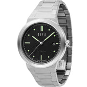 Dufa Gunter Automatic Silver Black