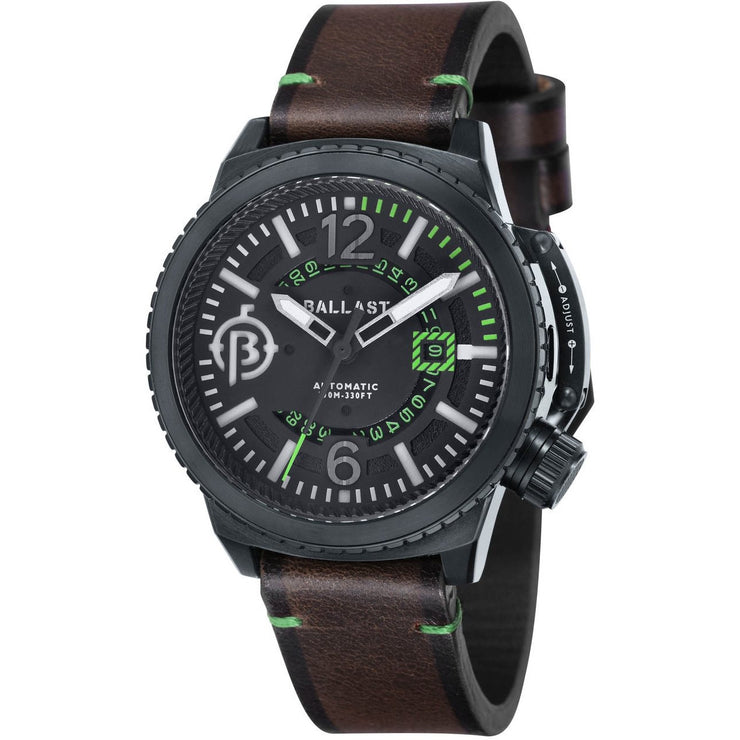 Ballast Trafalgar Automatic Brown Black Green