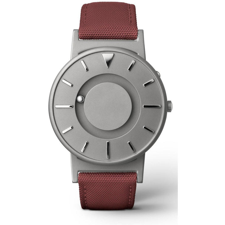 Eone Bradley Classic Canvas Crimson Red
