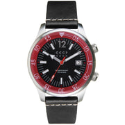CCCP Black Sea Automatic Silver Black