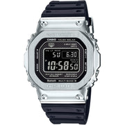 G-Shock GMW-B5000 Full Metal Connected Solar Silver Black