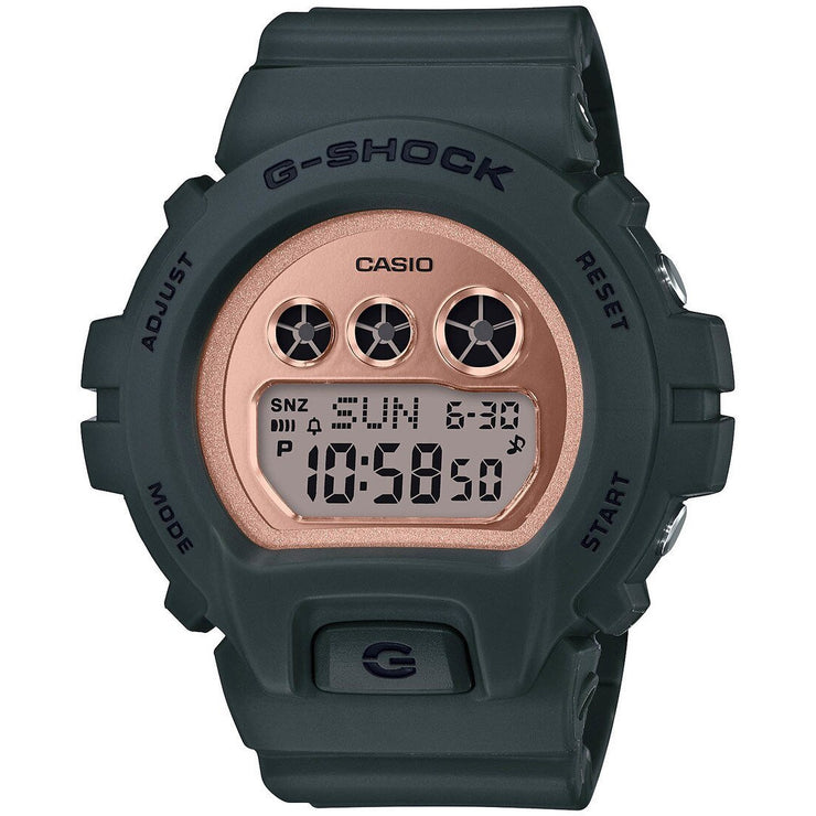 G-Shock GMDS6900 Grey Rose Gold