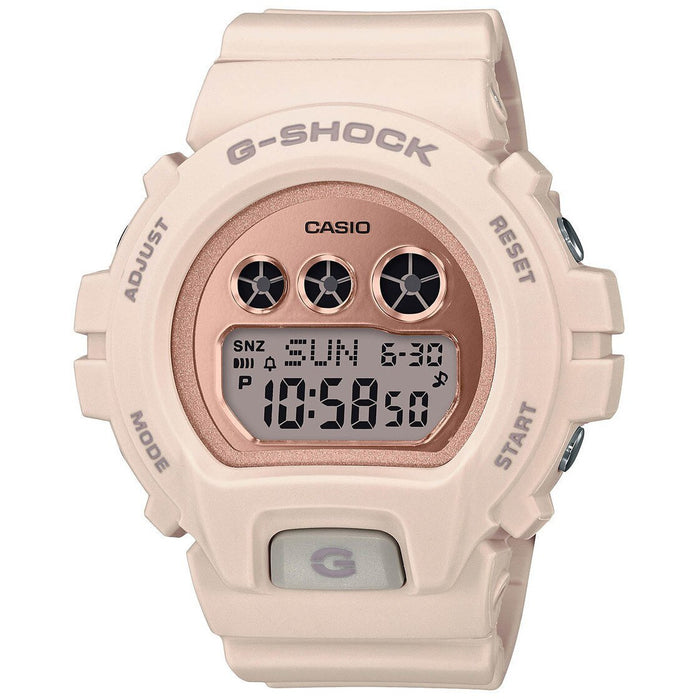 G-Shock GMDS6900 Pink Rose Gold angled shot picture