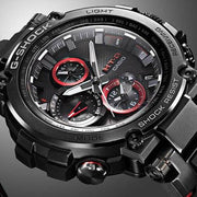 G-Shock MTG-B1000 Connected Solar Black Red